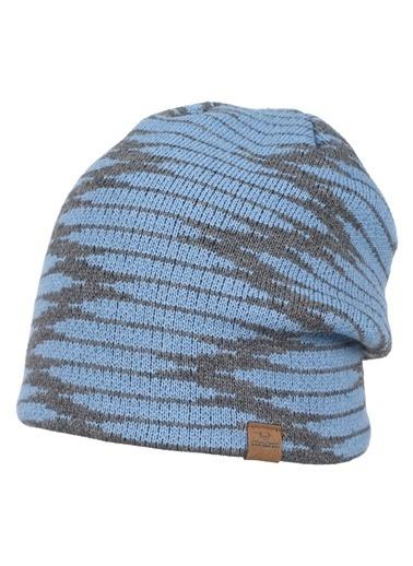 Nordbron Pinner Beanie Şapka Mavi
